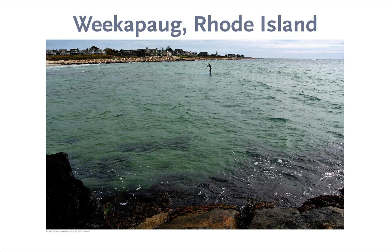 Weekapaug, Rhode Island, Place Photo Poster Collection #296