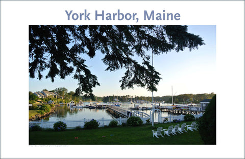 York Harbor, Maine, Place Photo Poster Collection #29