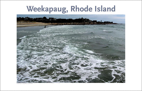 Weekapaug, Rhode Island, Place Photo Poster Collection #300
