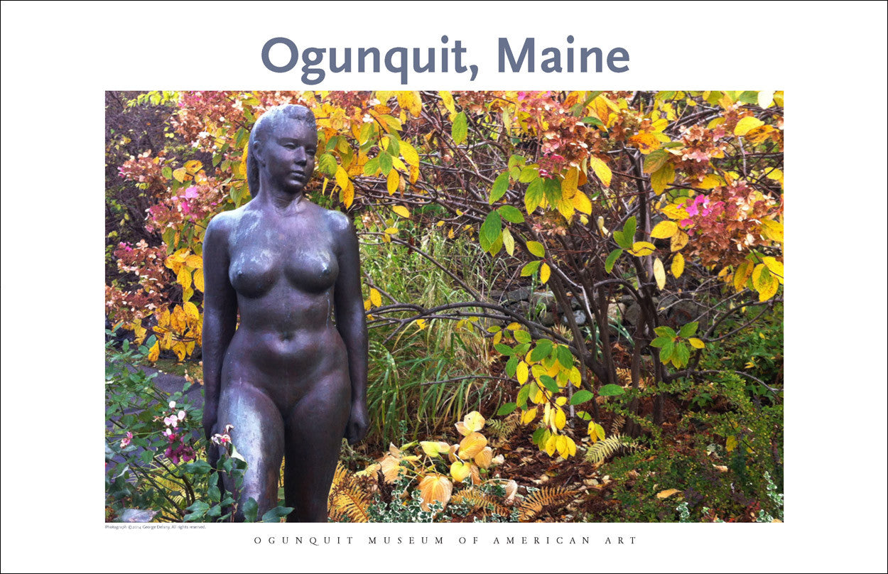 Ogunquit, Maine, Museum of American Art, Photo Poster Collection #306