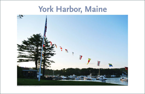 York Harbor, Maine, Place Photo Poster Collection #31