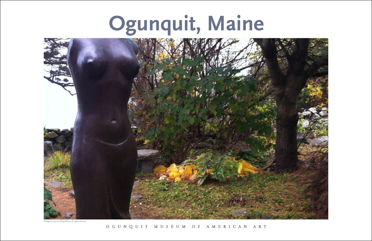 Ogunuit Maine, Museum of American Art, Photo Poster Collection #320