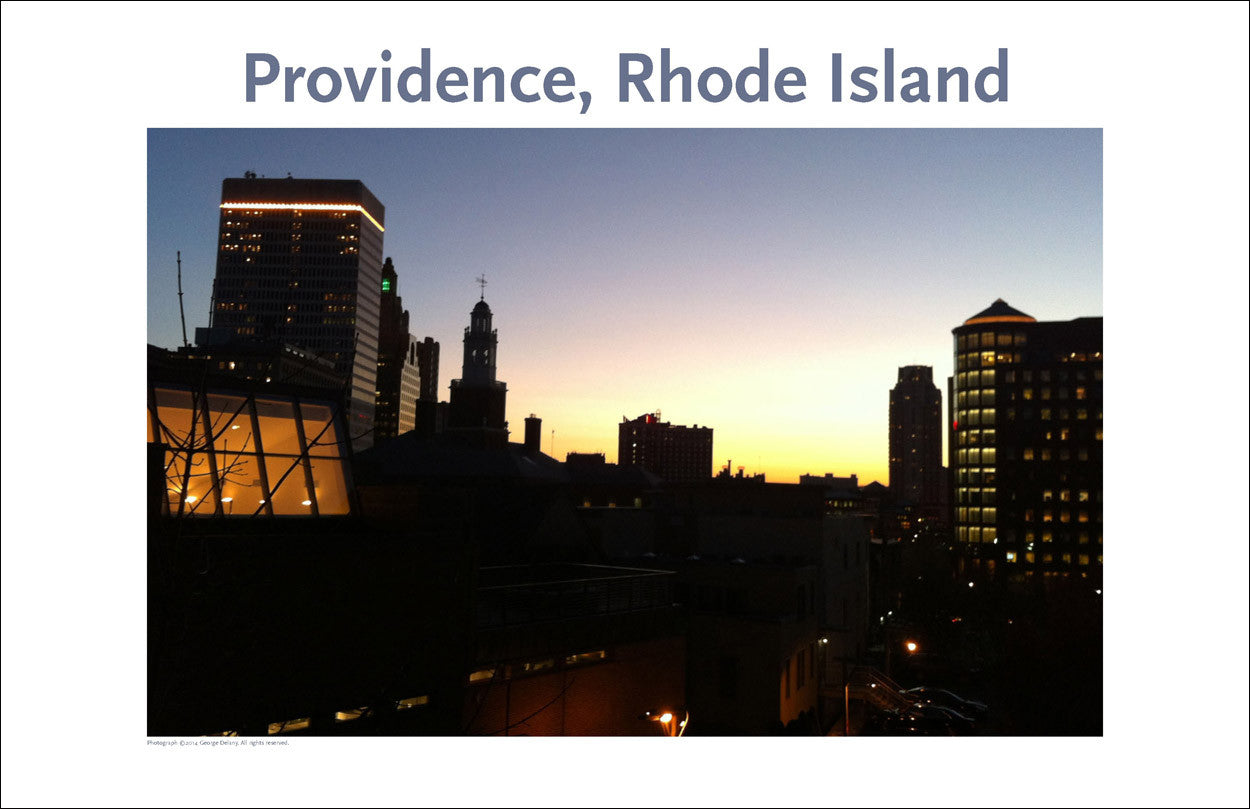 Providence, Rhode Island, Place Photo Poster Collection #331