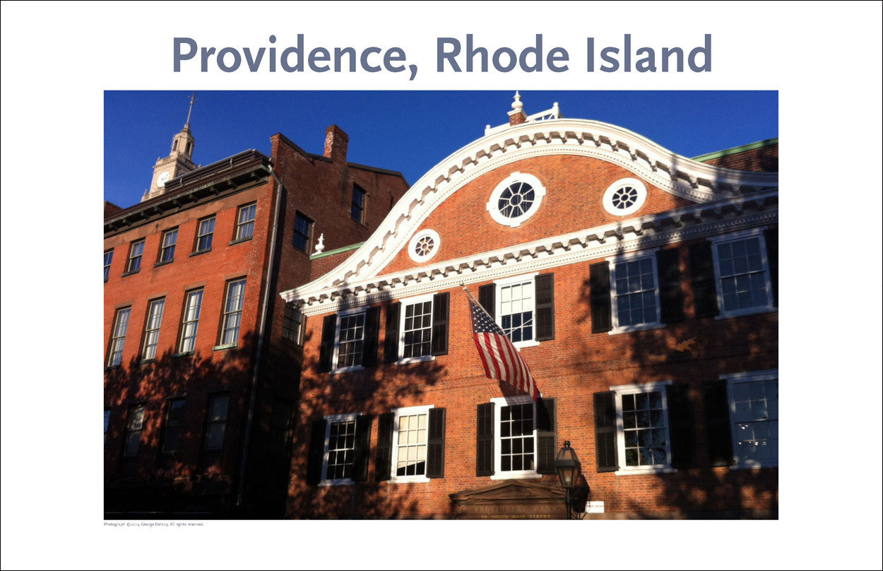 Providence, Rhode Island, Place Photo Poster Collection #332