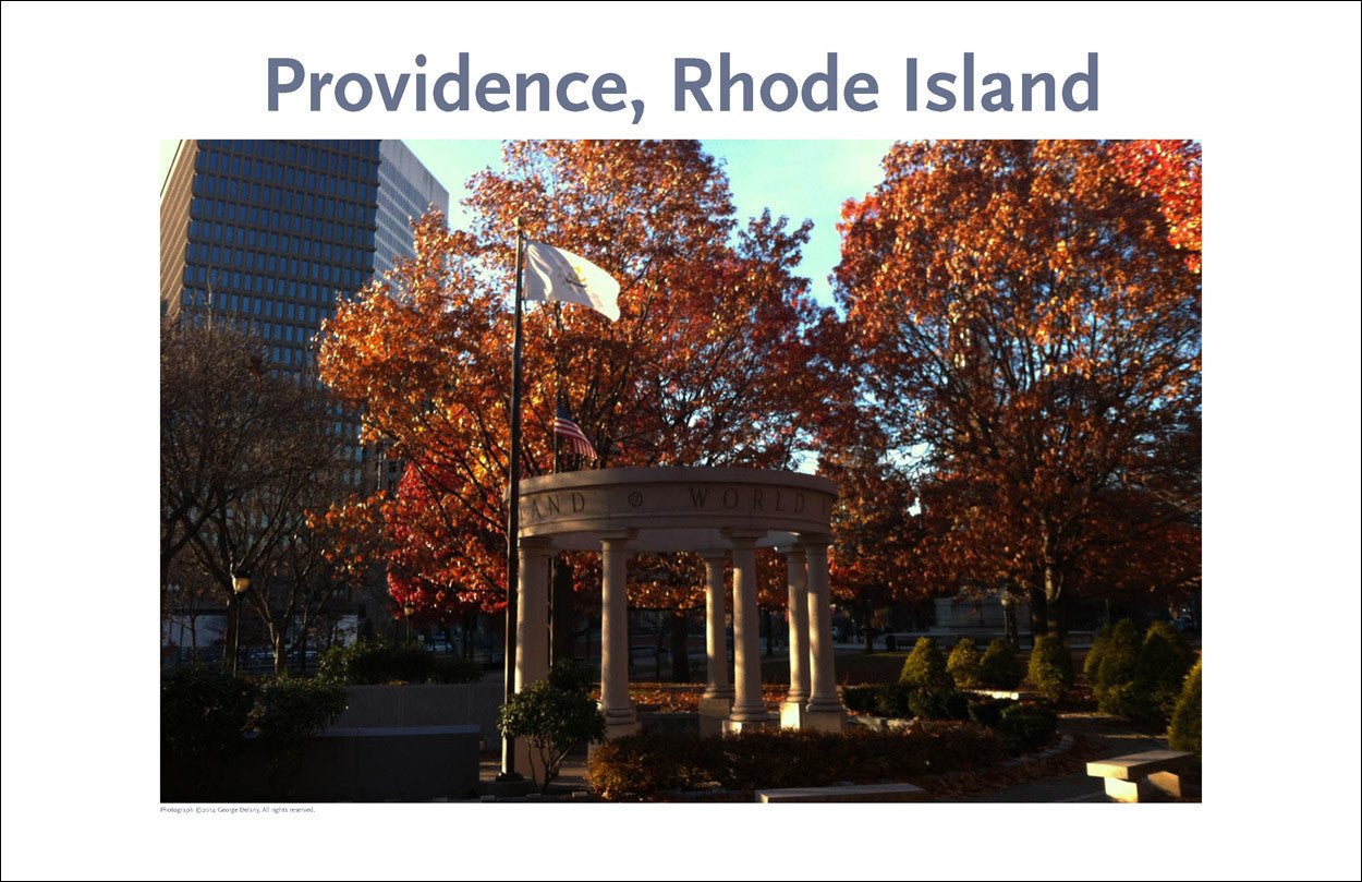 Providence, Rhode Island, Place Photo Poster Collection #336