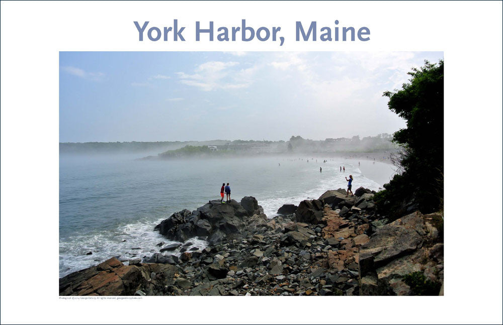 York Harbor, Maine, Place Photo Poster Collection #33