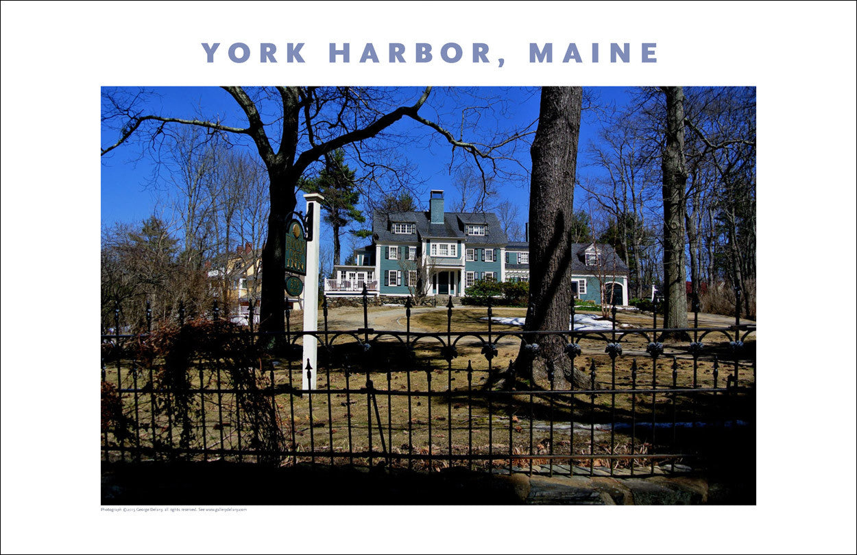York Harbor, Maine, Place Photo Poster Collection #431