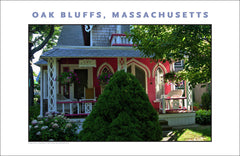 Just passing by...Campground, Oak Bluffs, Martha's Vineyard Wall Art #478
