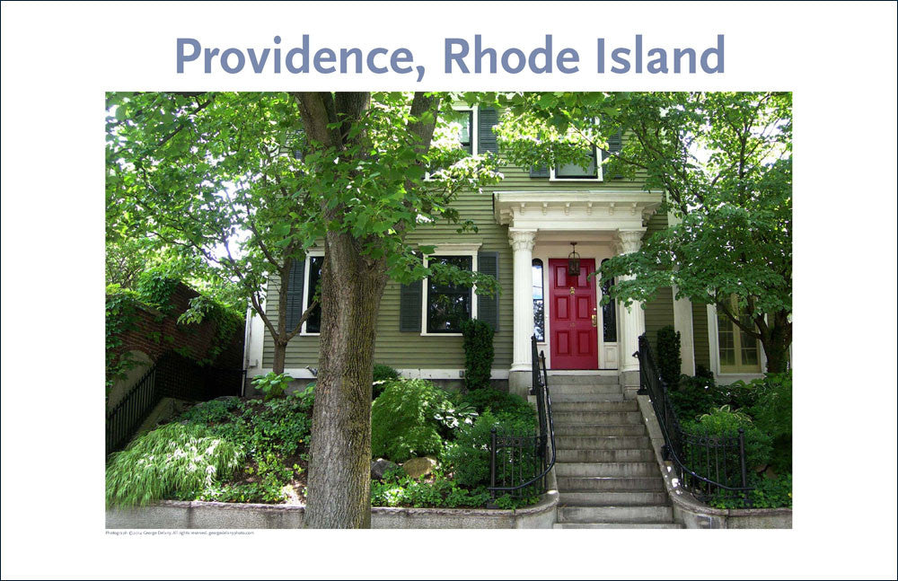 Providence, Rhode Island, Place Photo Poster Collection #47
