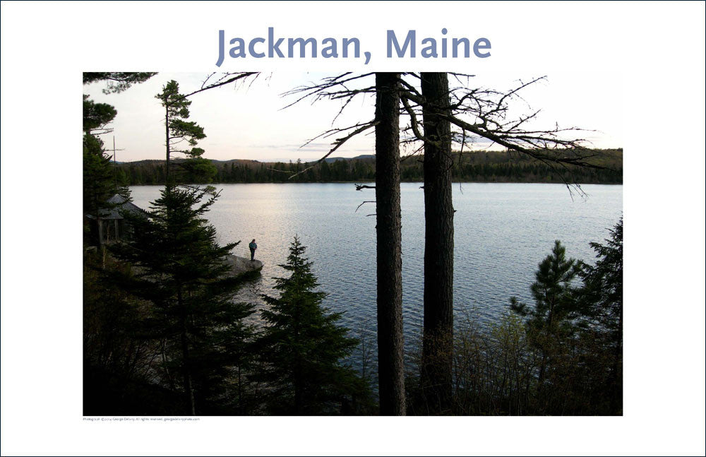 Jackman, Maine, Place Photo Poster Collection #51