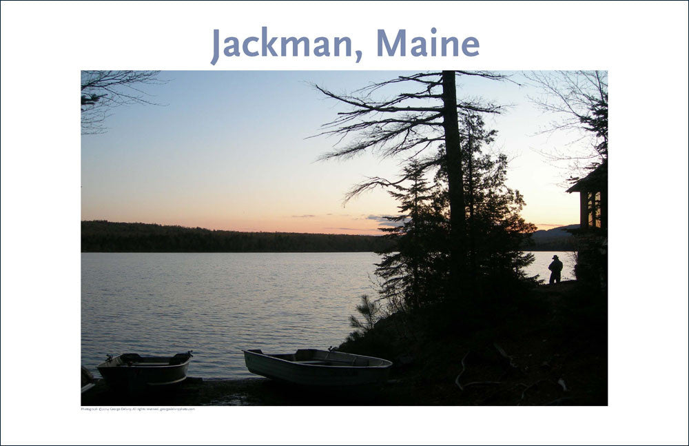 Jackman, Maine, Place Photo Poster Collection #52
