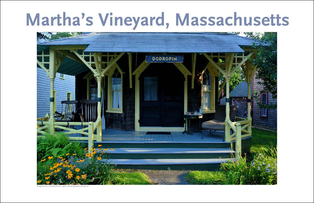 Martha's Vineyard Wall Art #63 by George Delany