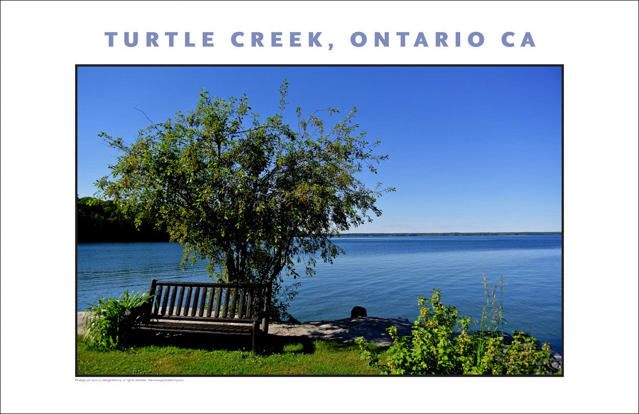 Turtle Creek, Manitoulin Island, Ontario 675