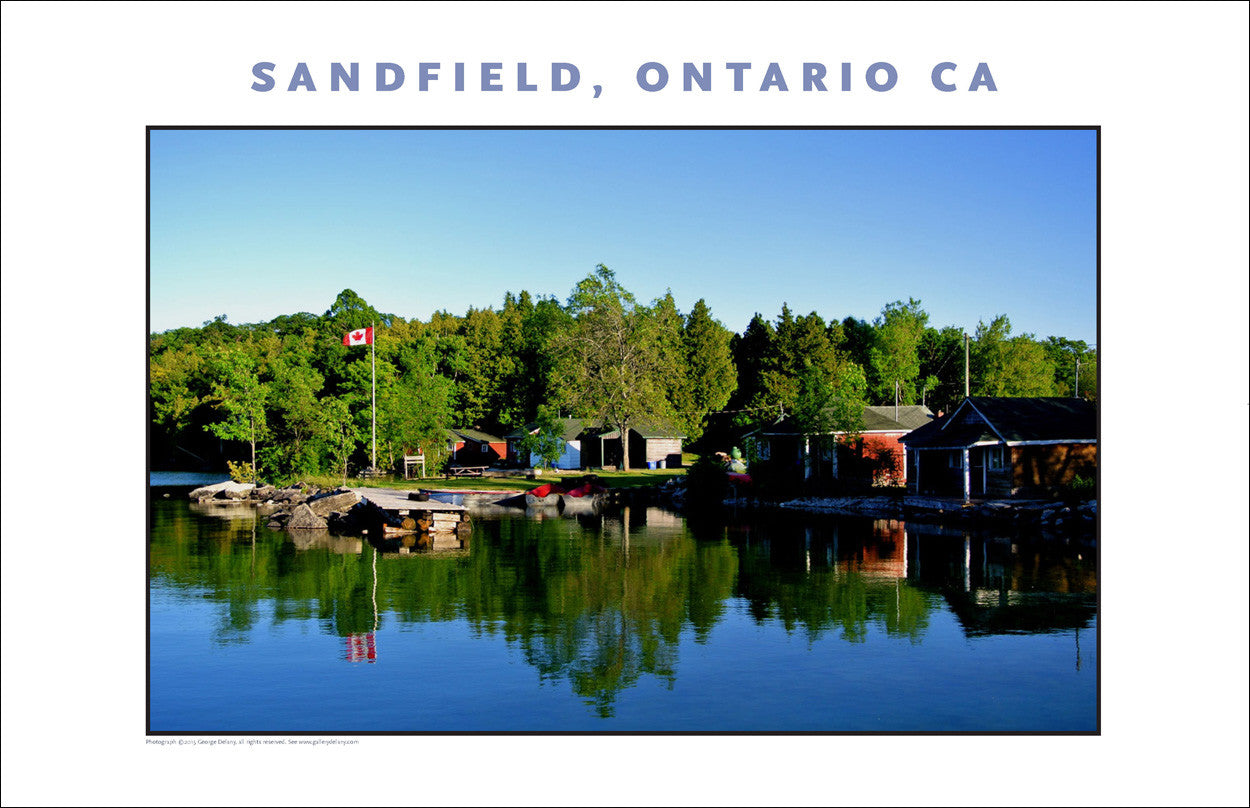 Sandfield Cabins, Manitoulin Island, Ontario 676