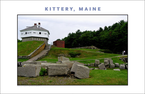 Fort McClary, Kittery Maine... Photo Collection #740