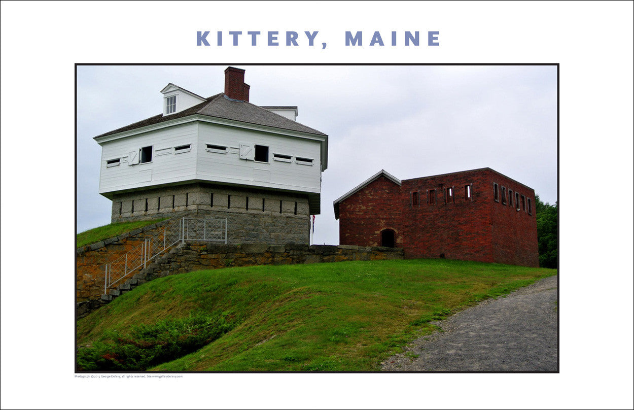 Fort McClary at Kittery Maine... Photo Collection #742