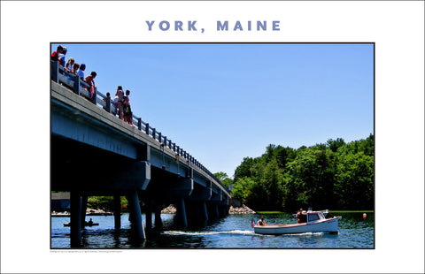 Yes, the Bridge, York, Maine...Photo Collection #758
