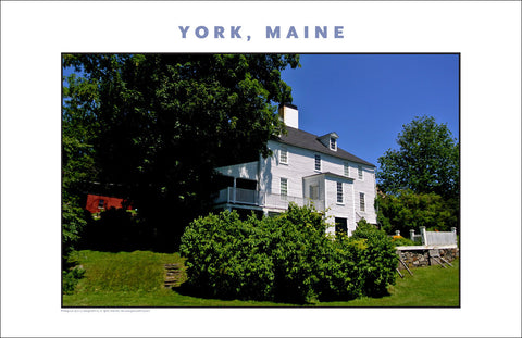 Another River View Home. York, Maine...Photo Collection #759