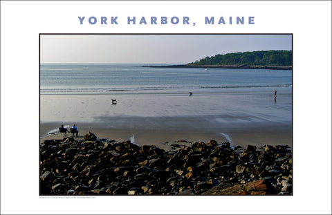 Sunrise, York Harbor, Maine...Photo Collection #765