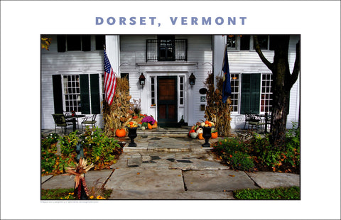 Inn at Dorset, Vermont, Collection #818