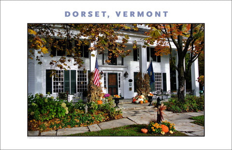 Inn at Dorset, Vermont, Collection #819