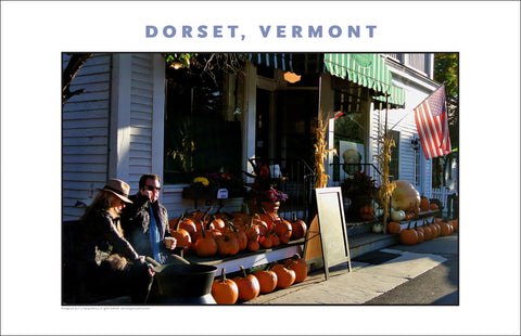 General Store, Dorset, Vermont, Collection #823