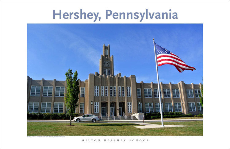 Milton Hershey School 82 Digital Wall Art
