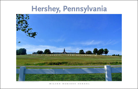 Milton Hershey School 83 Digital Wall Art