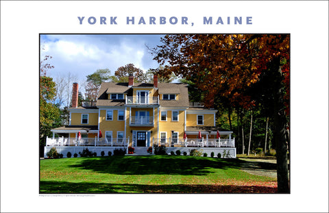 Overnight Stay? York Harbor, Maine #842