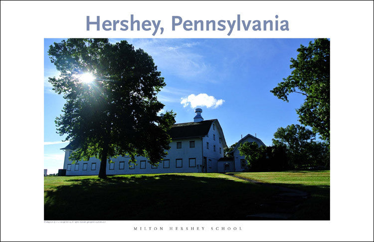 Milton Hershey School 84 Digital Wall Art