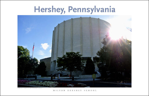 Milton Hershey School 85 Digital Wall Art
