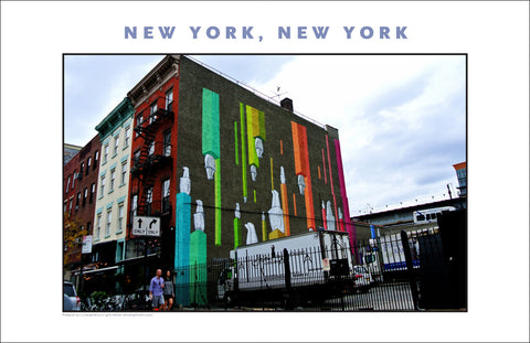 Lookin' Good, Brooklyn... New York City Photo Art #869