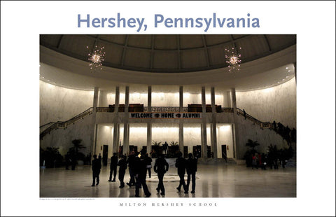 Milton Hershey School 86 Digital Wall Art