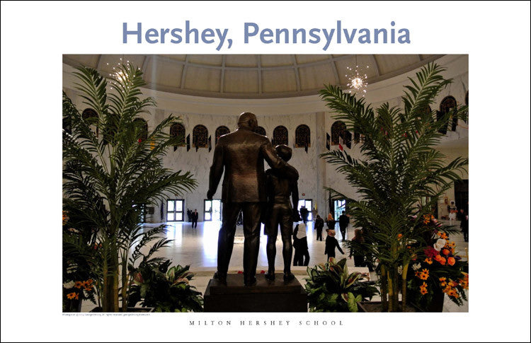 Milton Hershey School 88 Digital Wall Art