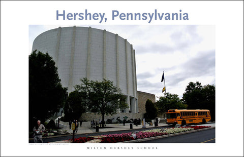 Milton Hershey School 89 Digital Wall Art