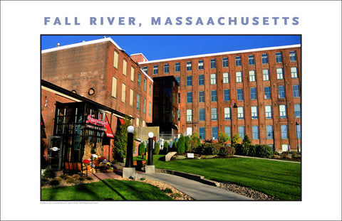 Photo Art, Jerry Remy's and the Great Mill, Fall River Photo Collection #907