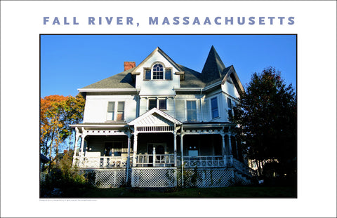 Wall Art: Home in Historic Highlands, Fall River, MA Photo Collection #909