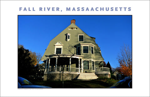 Wall Art: Home in Historic Highlands, Fall River, MA Photo Collection #910