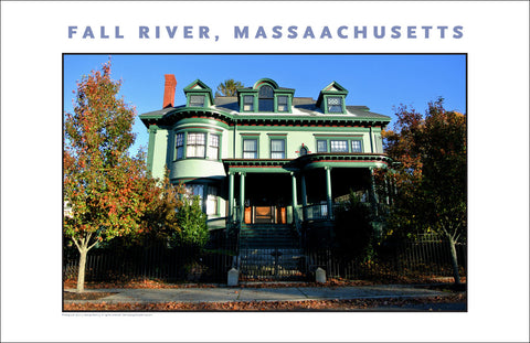 Wall Art: Home in Historic Highlands, Fall River, MA Photo Collection #911