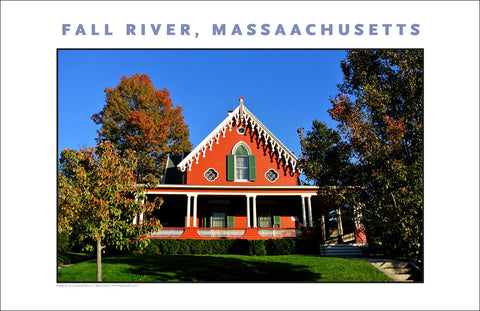 Wall Art: Home in Historic Highlands, Fall River, MA Photo Collection #912