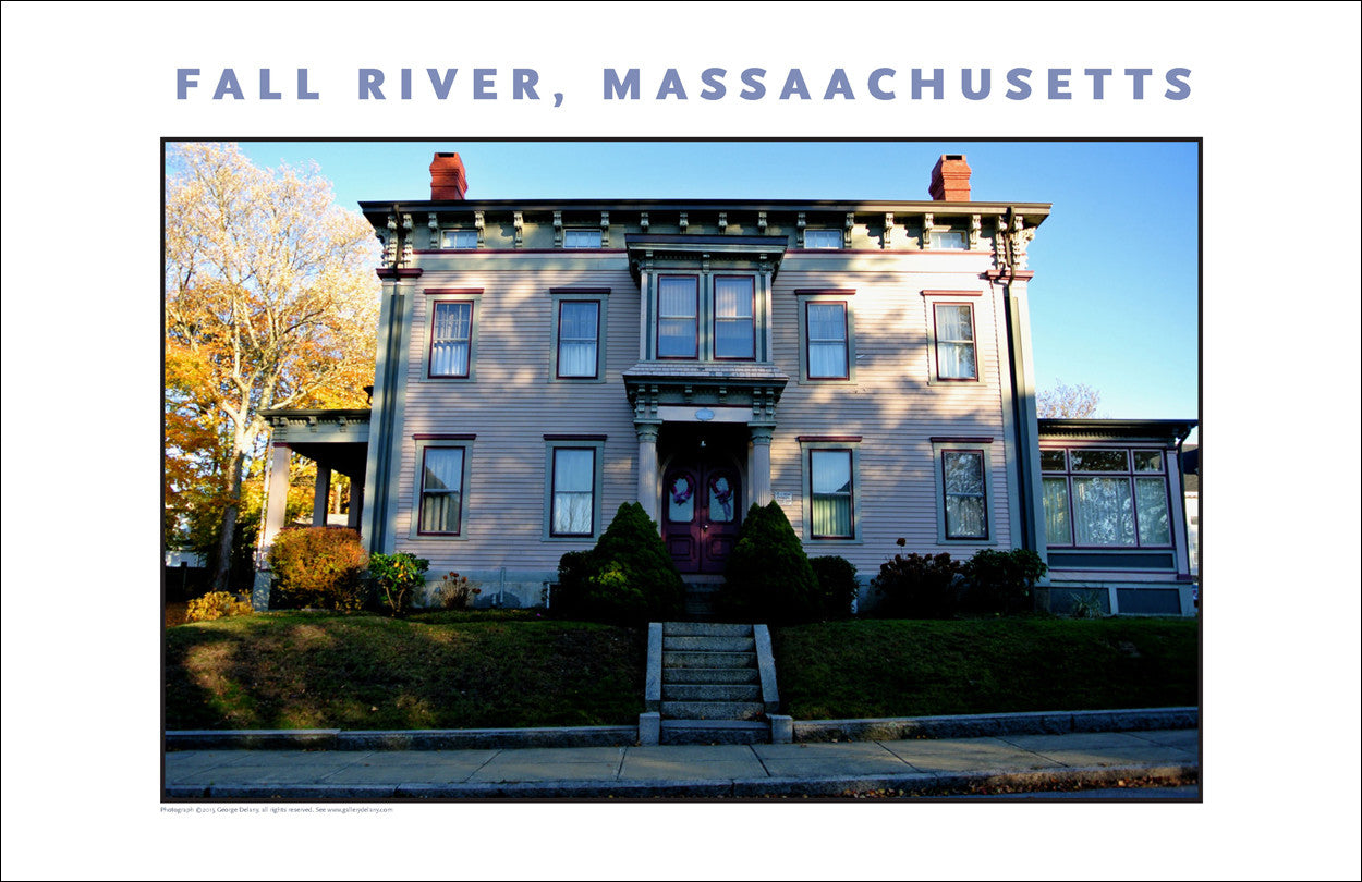 Wall Decor: Home in Historic Highlands, Fall River, MA Photo Collection #913