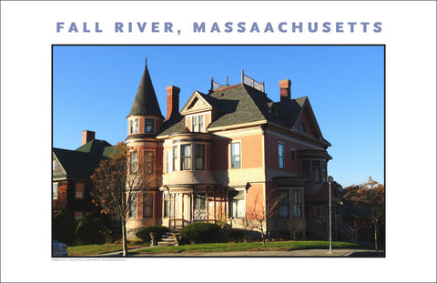 Wall Decor: Home in Historic Highlands, Fall River, MA Photo Collection #914