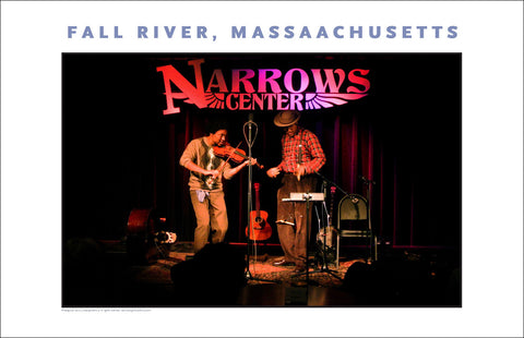 Wall Decor: Great Night at Narrows Fall River, MA Photo Collection #926