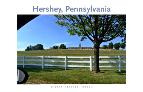 Milton Hershey School 92 Digital Wall Art