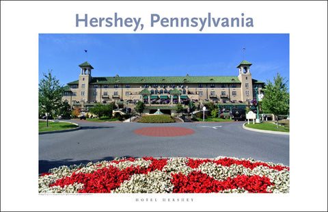 Hotel Hershey 93 Digital Wall Art