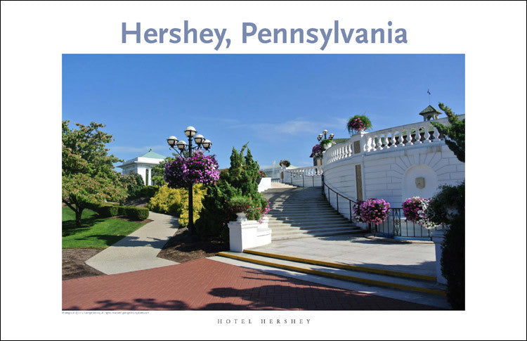 Hotel Hershey School 6 Digital Wall Art