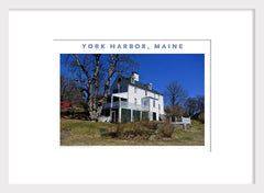 York Harbor, Maine, Place Photo Poster Collection #430