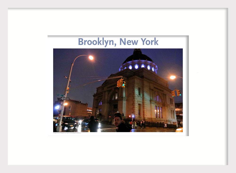 Brooklyn, New York, Place Photo Poster Collection #19