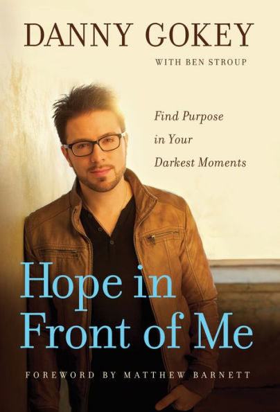 Hope In Front Of Me Book