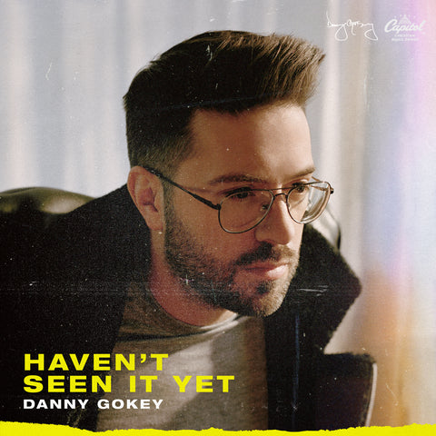 Danny Gokey - Haven't Seen It Yet (Autographed CD)